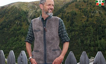 GILET IN LANA COTTA